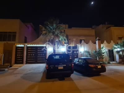 فیلا 5 غرف نوم للبيع في الرياض، منطقة الرياض - فيلا فاخرة للبيع في حطين، شمال الرياض