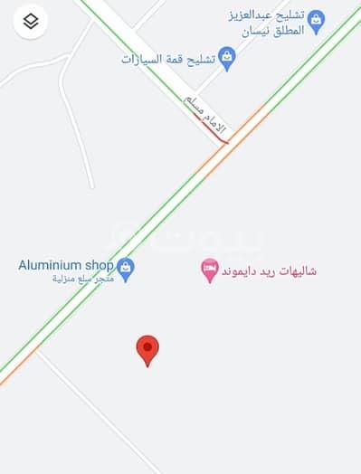 ارض سكنية  للبيع في الرياض، منطقة الرياض - أرض سكنية للبيع في عريض، جنوب الرياض