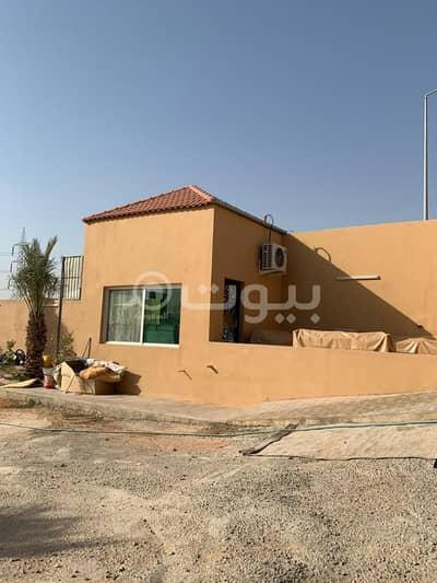 Rest House for Sale in Huraymila, Riyadh Region - istiraha for sale in Jax District, Al Diriyah