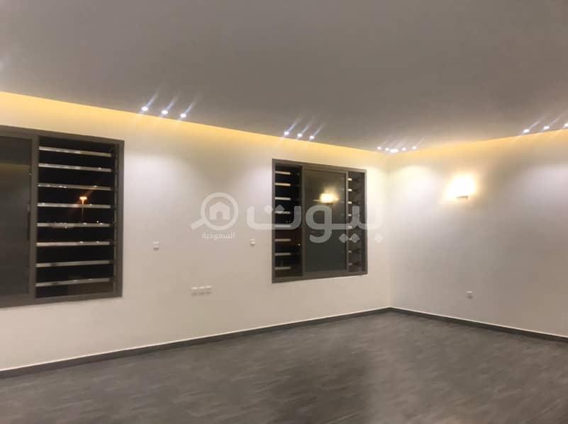 Duplex villa for sale in Alawali, West of Riyadh