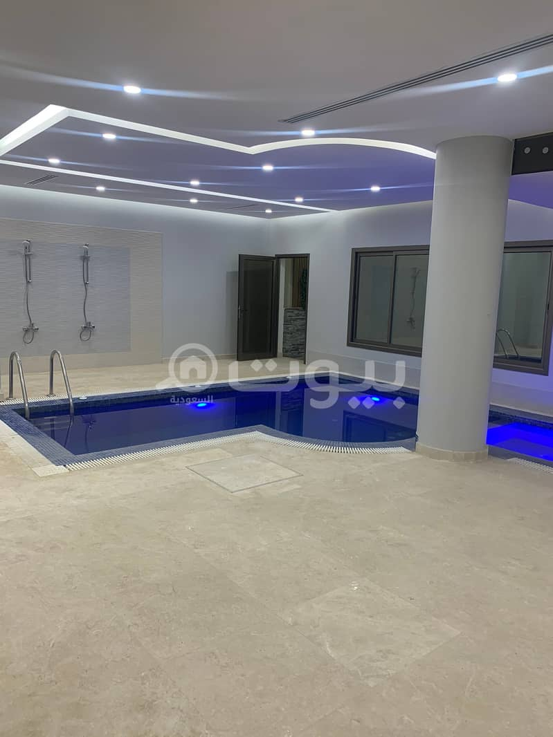 Villa for sale in Al-Nakhil district, north of Riyadh