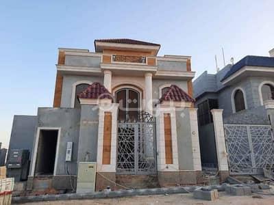 Modern villas for sale in Al Malqa, north of Riyadh