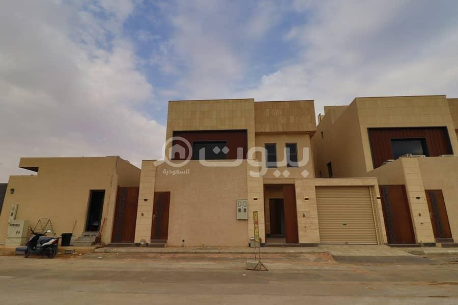 Villa for sale in Al Arid district, north of Riyadh