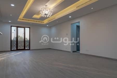 luxury villa with a Pool for rent in Al Khuzama, west of Riyadh