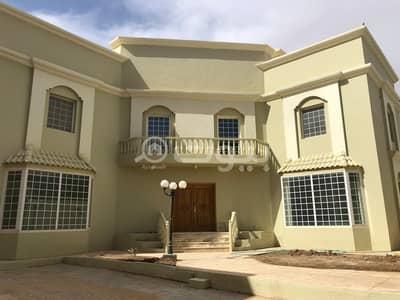 Villa   4 BDR for rent in Al Nuzhah, north of Riyadh