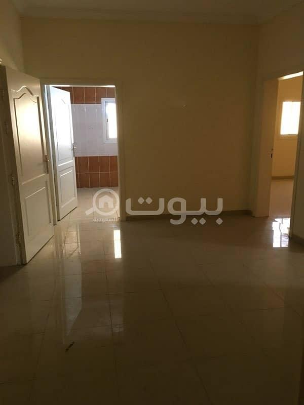 شقتين عوائل للإيجار بحي المنار، شمال جدة