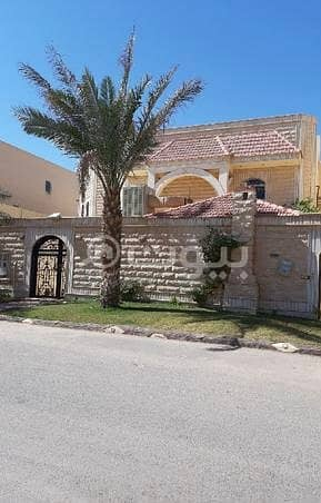 5 Bedroom Villa for Sale in Riyadh, Riyadh Region - Villa and 2 apartments 750 sqm for sale in Al Khalidiyah, Central Riyadh