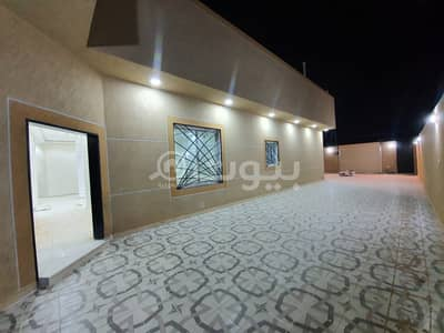 4 Bedroom Floor for Sale in Huraymila, Riyadh Region - New floor for sale in Malham, Huraymila