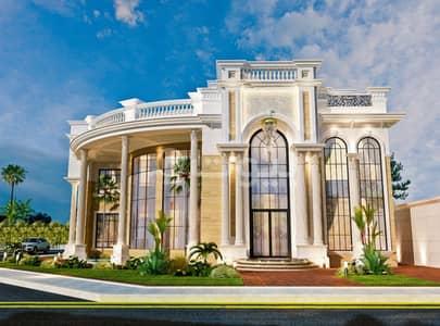 قصر 8 غرف نوم للبيع في الرياض، منطقة الرياض - قصر راقي للبيع في الملقا، شمال الرياض