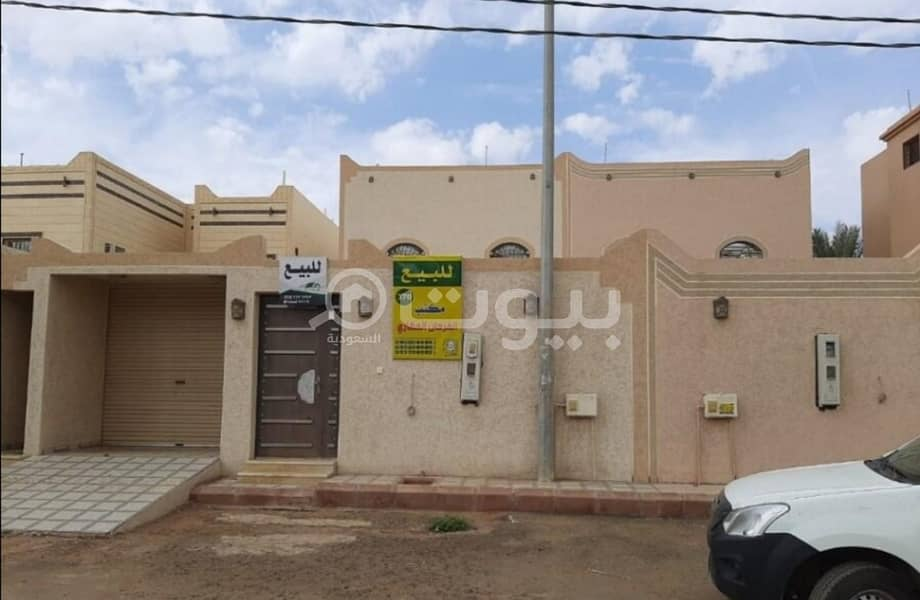 Duplex for sale in Al Khuzama district of Hail