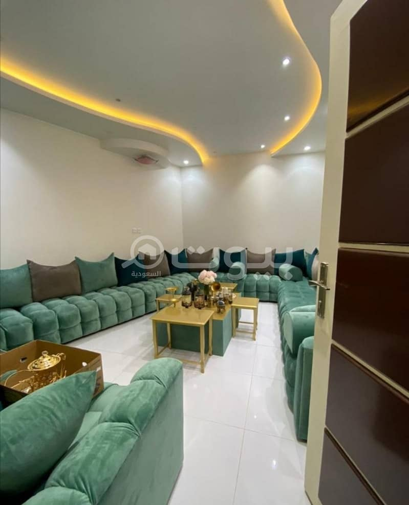 Luxury internal staircase villa and 2 floors for sale in Al Nafl district, Hail
