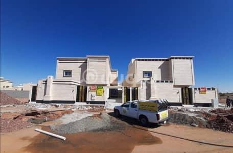 4 Bedroom Villa for Sale in Hail, Hail Region - Two Duplex Villas With Annex For Sale In Al Nafl, Hail