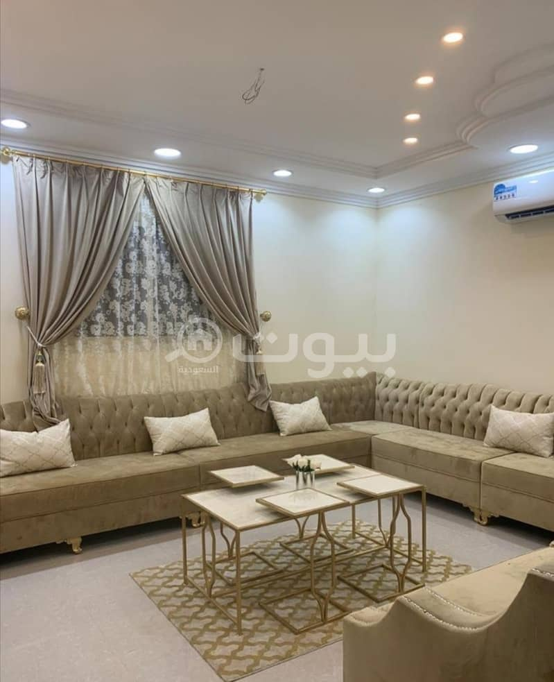Luxury and spacious apartment for sale in Al Shefaa district, Hail