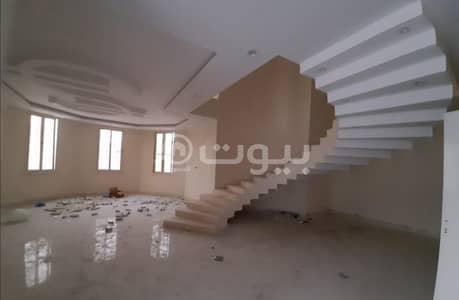 4 Bedroom Villa for Sale in Hail, Hail Region - Internal Staircase Villa For Sale In Al Nafl, Hail