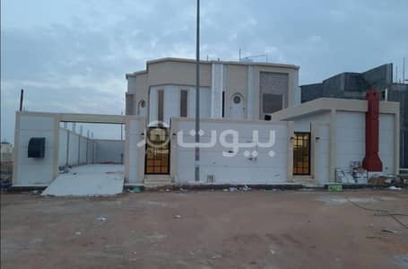 Two Floors Internal Staircase Villa For Sale In Al Nisiyah, Hail