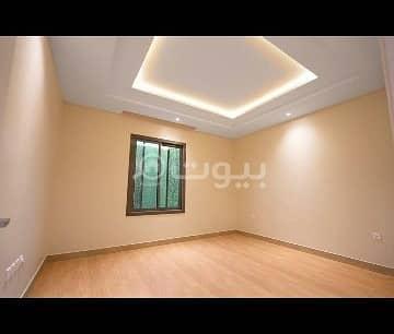 شقة 3 غرف نوم للبيع في الرياض، منطقة الرياض - شقة دور أرضي للبيع بحي حطين، شمال الرياض
