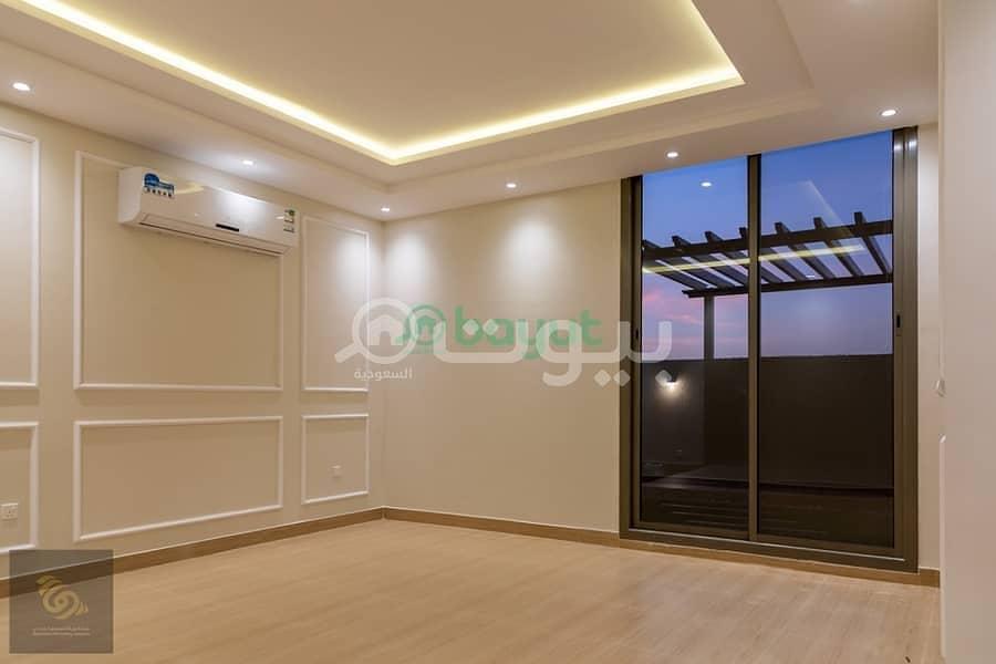 شقة للبيع بالملقا، شمال الرياض - مشروع الرمز 15
