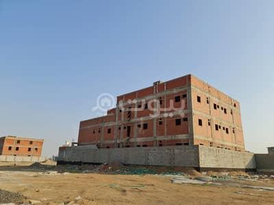 عمارة سكنية  للبيع في جدة، المنطقة الغربية - عمارة عظم للبيع في حي طيبة (الرحيلي)، شمال جدة