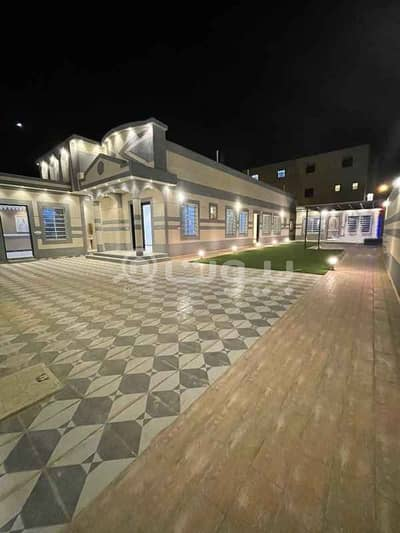 Villa 825 SQM for sale in Tuwaiq district, west of Riyadh