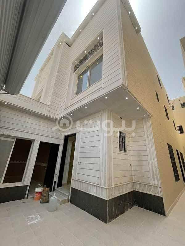 Villa for sale in Tuwaiq district, west of Riyadh