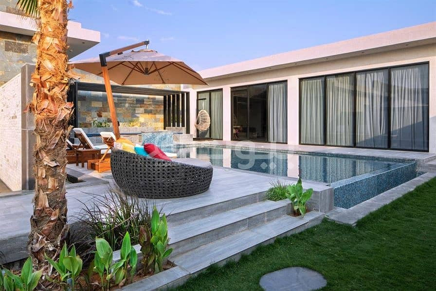 Perla Resort for sale in King Khalid International Airport, north of Riyadh