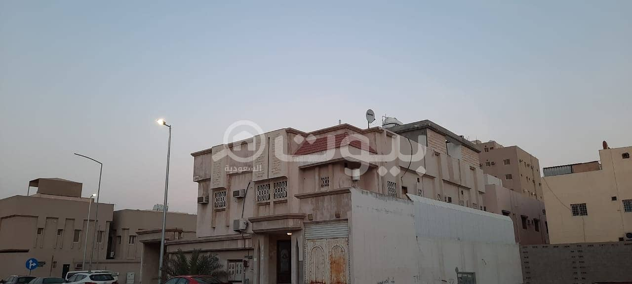 Residential Building two floors in scheme 75 Ghirnatah, Dammam