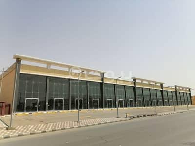 Showroom for Rent in Riyadh, Riyadh Region - Commercial halls for rent in Al Andalus district, east of Riyadh