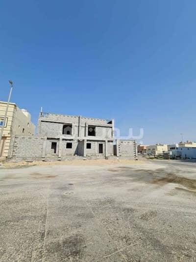 5 Bedroom Villa for Sale in Dammam, Eastern Region - Two Duplex Villas | Under Construction For Sale In King Fahd Suburb, Dammam