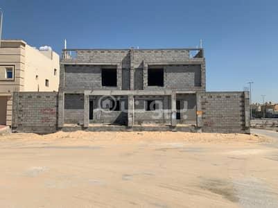 5 Bedroom Villa for Sale in Dammam, Eastern Region - Villa Duplex under Construction for sale in King Fahd Suburb, Dammam