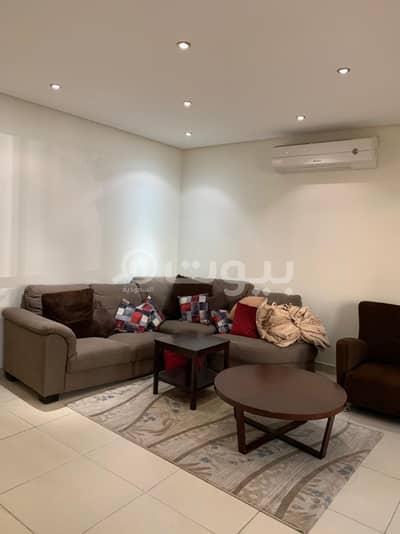 3 Bedroom Villa for Rent in Al Khobar, Eastern Region - Duplex Furnished Villa with a Pool For rent In Al Tahliyah, Al Khobar