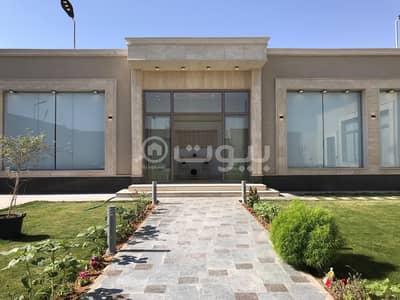 استراحة 2 غرفة نوم للايجار في الرياض، منطقة الرياض - إستراحة مع مسبح للإيجار اليومي في القيروان، شمال الرياض