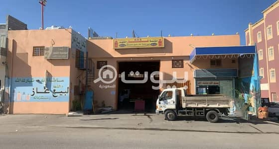 عمارة تجارية  للبيع في خميس مشيط، منطقة عسير - للبيع عمارة تجارية سكنية في الراقي، خميس مشيط