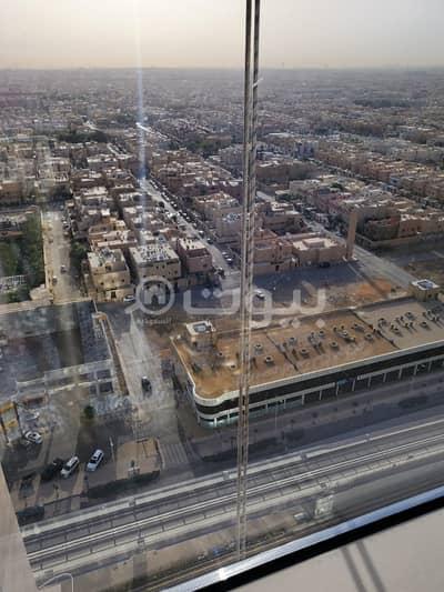 شقة 5 غرف نوم للايجار في الرياض، منطقة الرياض - شقة للإيجار ببرج رافال أسكوت في الصحافة، شمال الرياض
