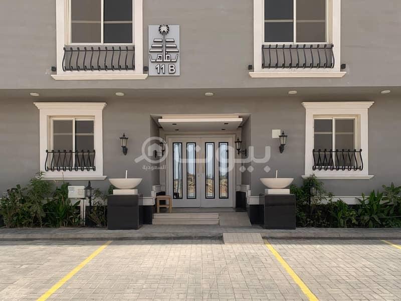 شقة للبيع في حي القيروان شمال الرياض | 191.98 م2
