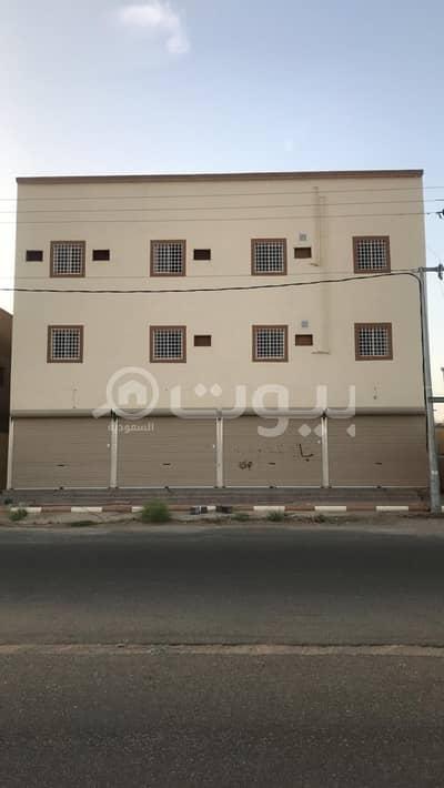 عمارة سكنية  للبيع في بيشة، منطقة عسير - عمارة سكنية للبيع في مخطط 217، بيشة
