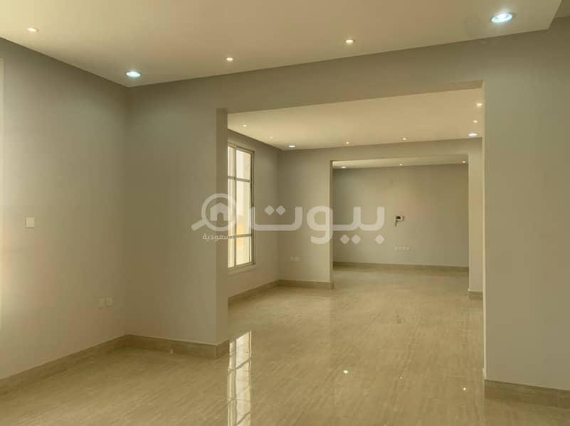 شقة للبيع في حي القيروان شمال الرياض | 201.7م2