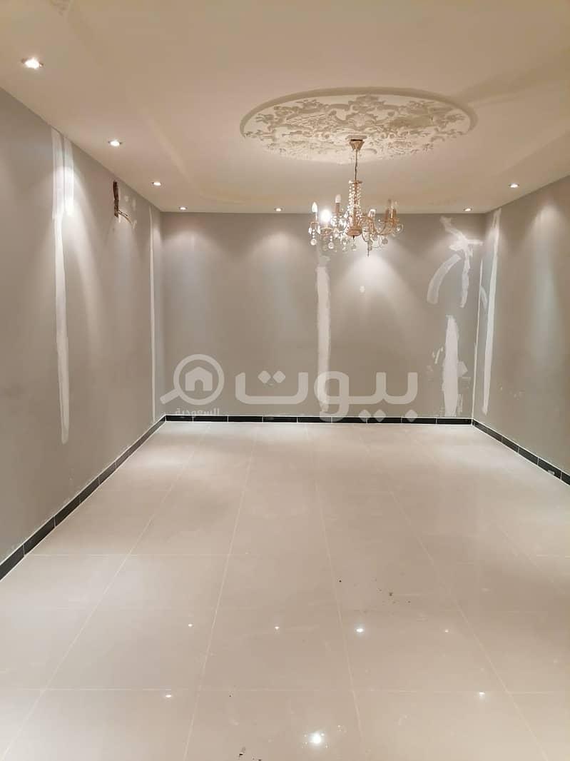 Duplex villa | Completely renovated for sale in Al Sahafah, North of Riyadh