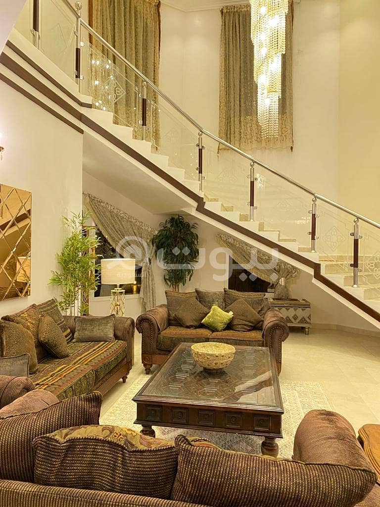 Furnished villa for sale in Maghaydah, Hail