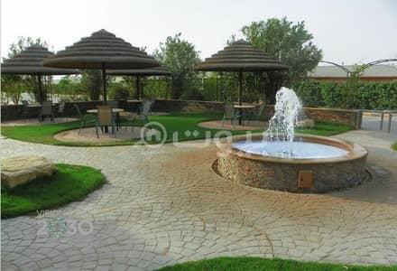 شاليه 1 غرفة نوم للايجار في الرياض، منطقة الرياض - شاليه مفروش داخل كومباوند فيلدج للإيجار في النظيم، شرق الرياض