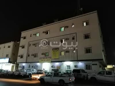 2 Bedroom Flat for Rent in Riyadh, Riyadh Region - Singles apartment for rent in Al Qadisiyah, east of Riyadh