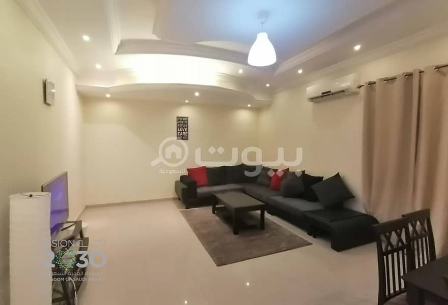 Fully Furnished Apartment For Rent In Al Rawdah, North Jeddah