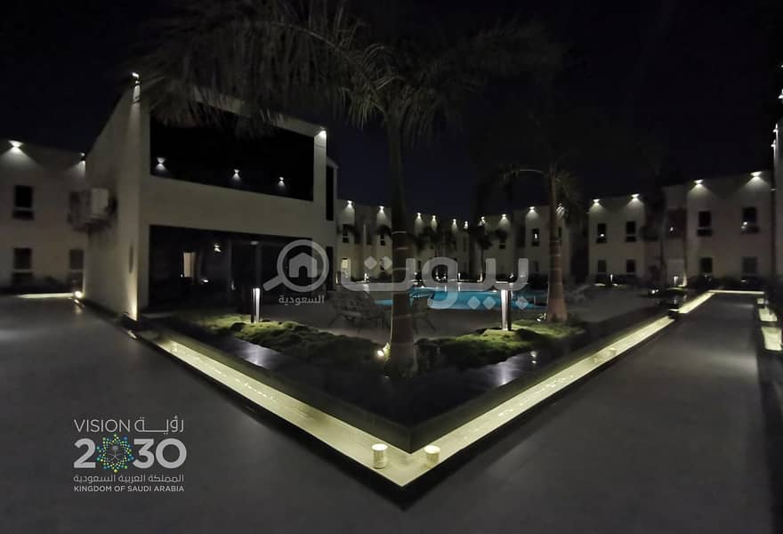 Duplex villa for rent in Al Shati District, North Jeddah