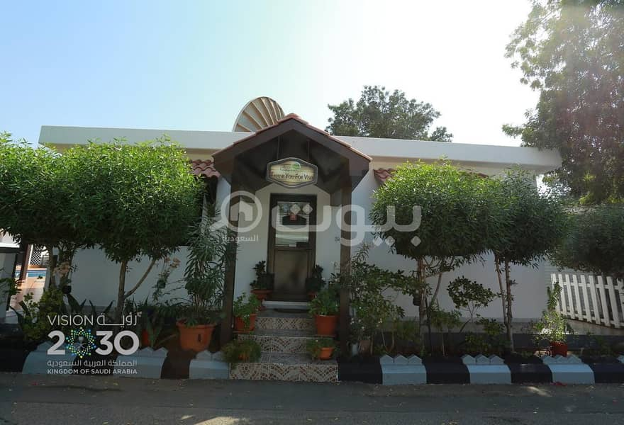 Residential compound for rent in Al Rabwa, north of Jeddah