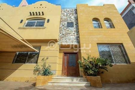 5 Bedroom Villa for Rent in Jeddah, Western Region - Duplex Villa For Rent In Al Muhammadiyah, North Jeddah