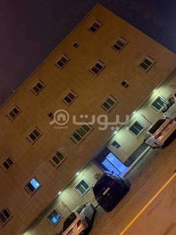 شقة للبيع بشارع الفروسية بحي ظهرة لبن، غرب الرياض