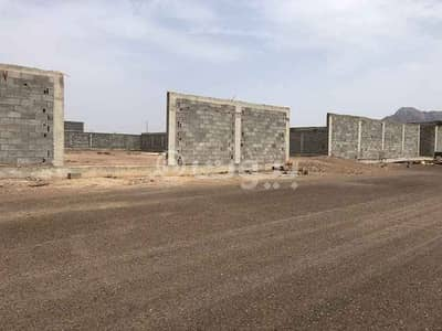 Residential Land for Rent in Madina, Al Madinah Region - Residential land for rent in Al Ghabah, Madina