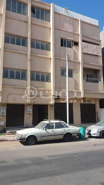 عمارة سكنية 3 غرف نوم للبيع في حائل، منطقة حائل - عمارتين للبيع بحي البزيعي، حائل