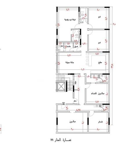 استوديو  للبيع في جدة، المنطقة الغربية - شقق 6 غرف للبيع بمشروع رسوخ 199 المنار، شمال جدة