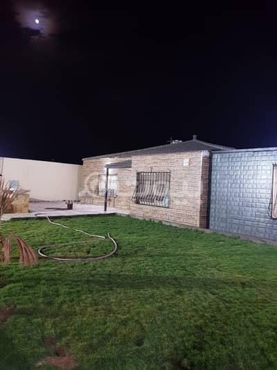 1 Bedroom Rest House for Sale in Buraydah, Al Qassim Region - istiraha For Sale In Al NaqeebBuraydah