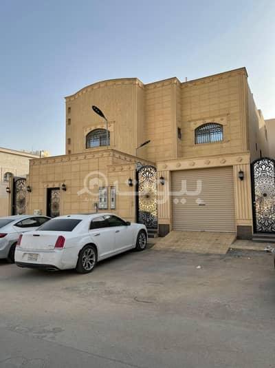 5 Bedroom Villa for Sale in Riyadh, Riyadh Region - Distinctive villa for sale in Dhahrat Laban district, west of Riyadh